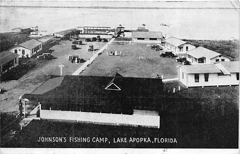 Lake Apopka FL