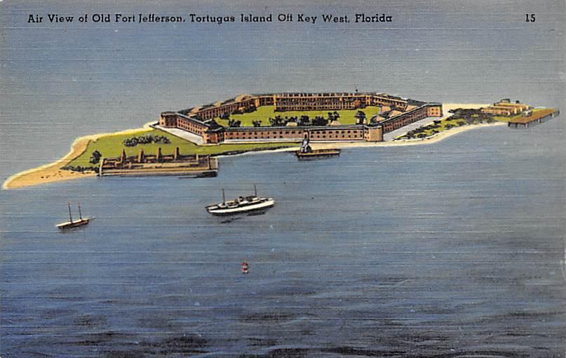 Tortugas Island FL