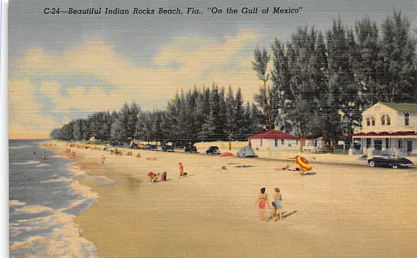 Beach Scene FL