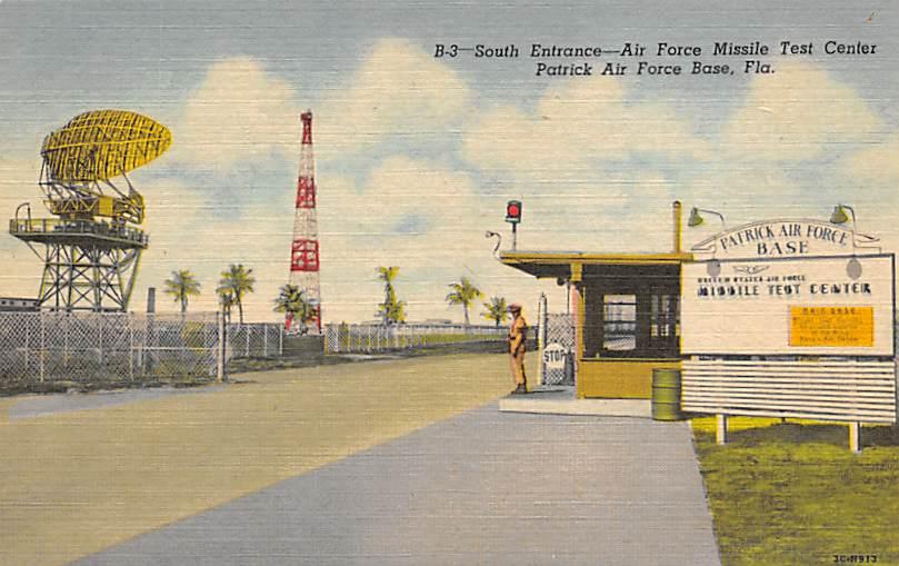 Patrick Air Force Base FL