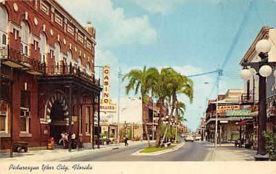 Ybor City FL