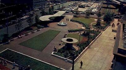 Plaza Park - Atlanta, Georgia GA Postcard