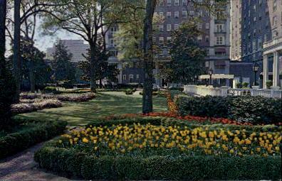 Atlanta Biltmore - Georgia GA Postcard