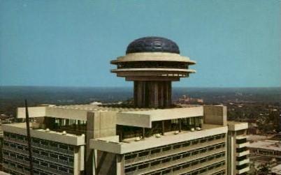 Regency Hyatt Hotel - Atlanta, Georgia GA Postcard
