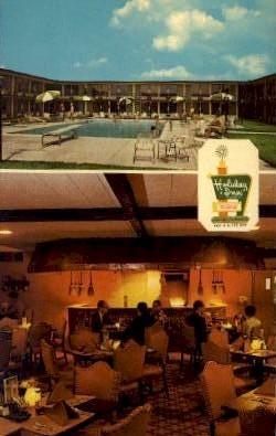 Holiday Inn - Macon, Georgia GA Postcard