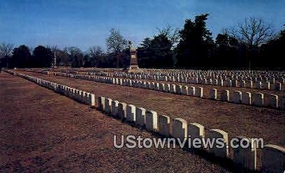 Andersonville National Park & Cemetery - Americus, Georgia GA Postcard