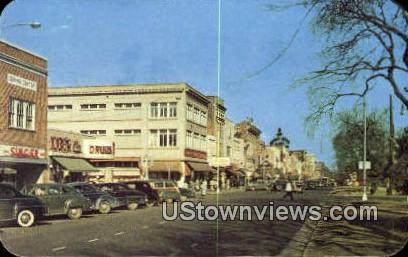Broadway - Columbus, Georgia GA Postcard
