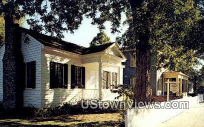 Pemberton House - Columbus, Georgia GA Postcard