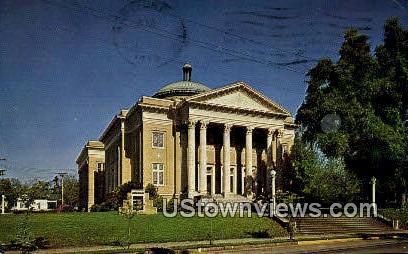 First Methodist Church - Americus, Georgia GA Postcard