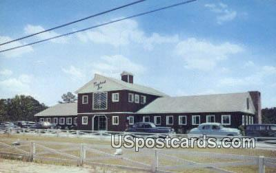Pinebrook Inn - Macon, Georgia GA Postcard