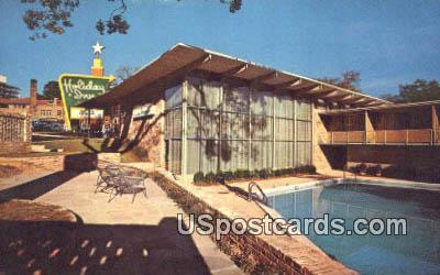 Holiday Inn - Athens, Georgia GA Postcard