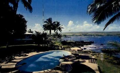 The Naniloa Hotel - Hilo, Hawaii HI Postcard