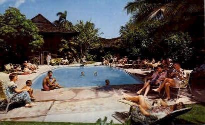 The Breakers - Waikiki, Hawaii HI Postcard