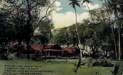 # 31 - Hawaiian Islands Postcards, Hawaii HI Postcard
