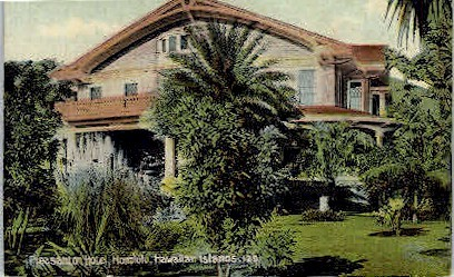 # 129 Pleasanton Hotel - Honolulu, Hawaii HI Postcard