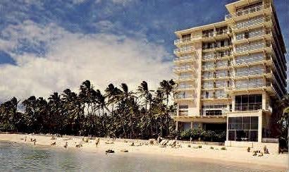 Kaimana Beach Hotel - Waikiki, Hawaii HI Postcard