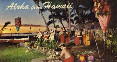 Aloha From - Hawaii Postcards, Hawaii HI Postcard