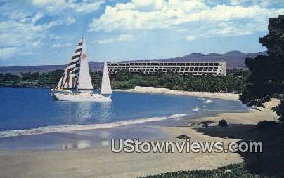Mauna Kea's - Kaunaoa Bay, Hawaii HI Postcard