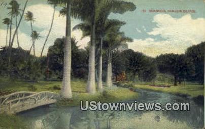 Moanalua - Hawaiian Islands Postcards, Hawaii HI Postcard