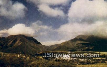 Iao Valley - Maui, Hawaii HI Postcard