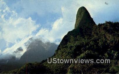 Lao Valley - Maui, Hawaii HI Postcard