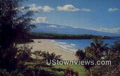 Mauna Kea Beach Hotel - Hapuna Beach, Hawaii HI Postcard