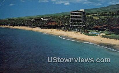 Royal Lahaina Resort, Kaanapali Beach - Maui, Hawaii HI Postcard