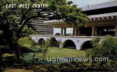 University of Hawaii - Hawaii Postcards Postcard
