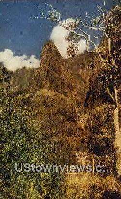 Iao Needle - Maui, Hawaii HI Postcard