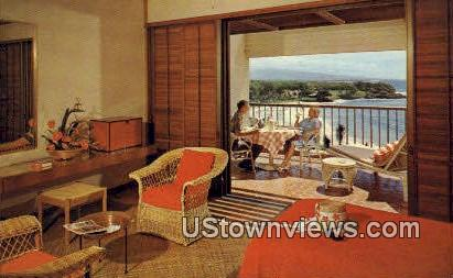 Mauna Kea Beach Hotel - Hawaii Postcards, Hawaii HI Postcard