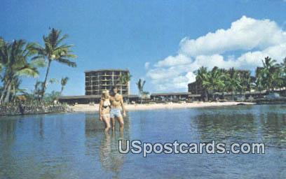 Hotel King Kamehameha - Kona Coast, Hawaii HI Postcard