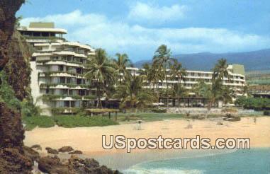 Sheraton Maui - Hawaii HI Postcard