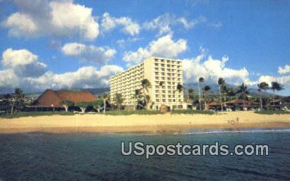 Royal Lahaina Hotel - Maui, Hawaii HI Postcard