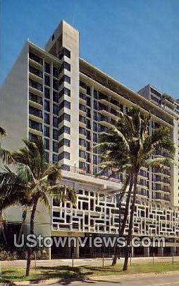 Travelodge - Waikiki, Hawaii HI Postcard
