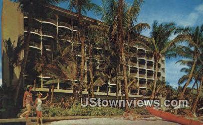 Surfrider Hotel - Waikiki, Hawaii HI Postcard