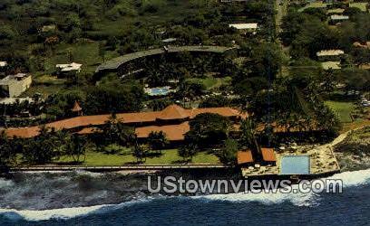 Kona Inn - Kailua-Kona, Hawaii HI Postcard