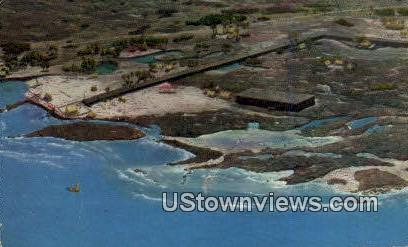 City of Refuge National Historical Park, Hawaii, HI, Postcard