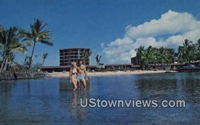 New Hotel King Kamehameha - Kona Coast, Hawaii HI Postcard