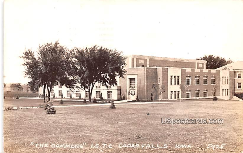The Commons - Cedar Falls, Iowa IA Postcard