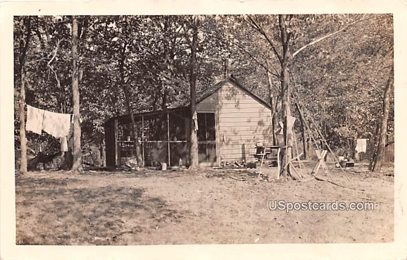 Residence - Cedar Falls, Iowa IA Postcard