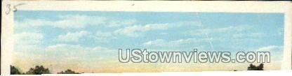 Des Moines River - Iowa IA Postcard