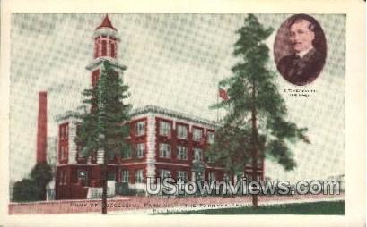 Home of Successful Farming - Des Moines, Iowa IA Postcard