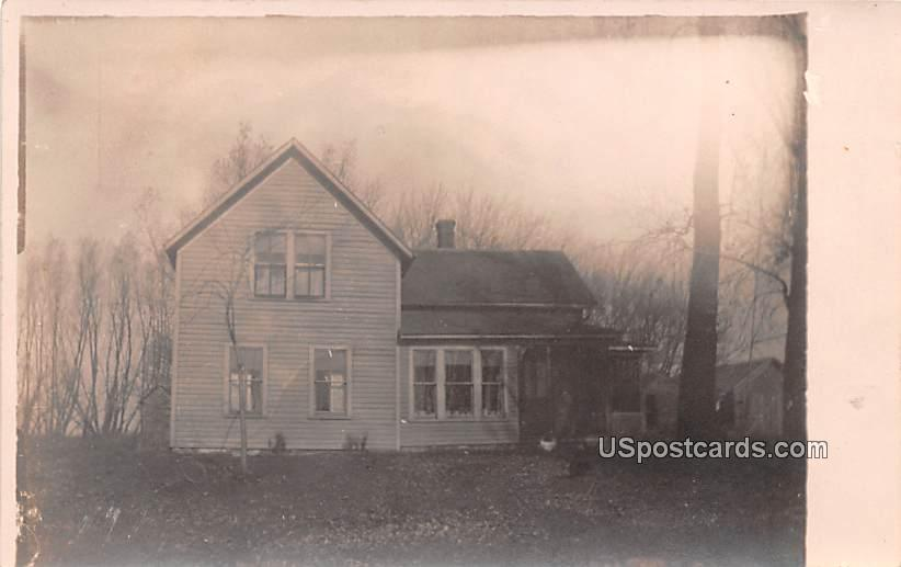 Residence - Misc, Iowa IA Postcard