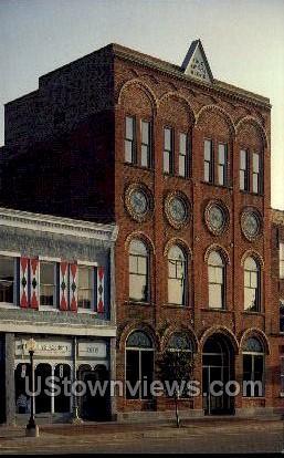Opera House - Pella, Iowa IA Postcard