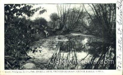 Cross, Snodgrass - Cedar Falls, Iowa IA Postcard