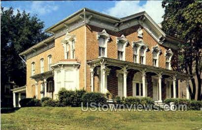 Snowden House - Waterloo, Iowa IA Postcard