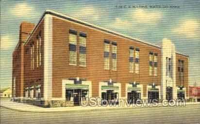 Y.M.C.A. - Waterloo, Iowa IA Postcard