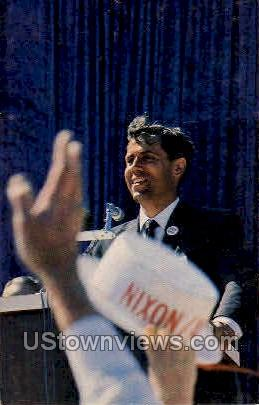 Dave Stanley for Senator - Misc, Iowa IA Postcard