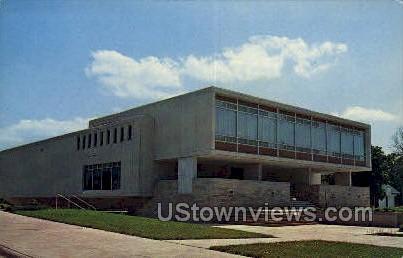 Davenport Municipal Art Gallery - Iowa IA Postcard