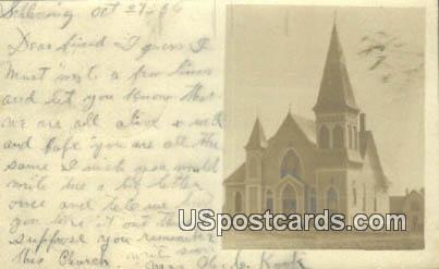 Misc, IA Postcard      ;      Misc, Iowa